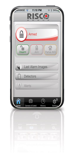 Burglar Alarm Security App